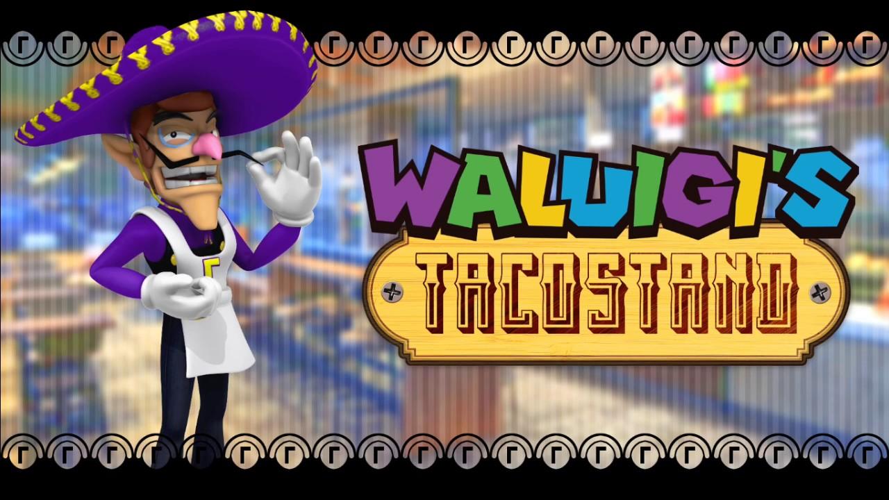 Waluigi S Theme Waluigi S Taco Stand Youtube