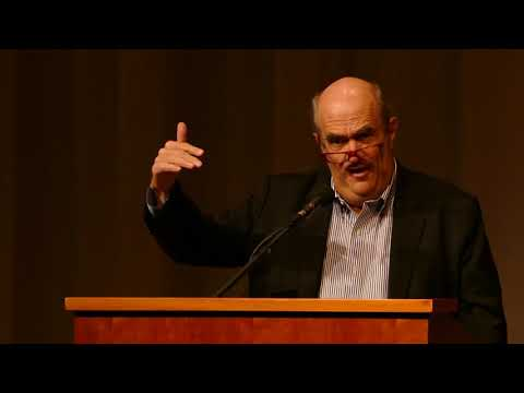 Colm Tóibín Delivers the Keynote Speech at the Kenyon Review Literary Festival