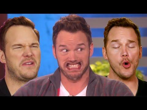 Chris Pratt Funny Moments 2017