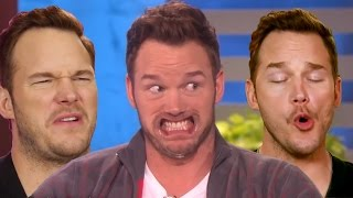 Chris Pratt Funny Moments 2017
