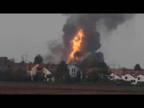 Ludwigshafen am Rhein (oppau) Gas explosion (Orginal)
