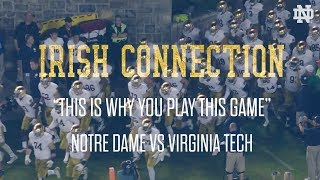 @NDFootball | ICON - Virginia Tech (2018)
