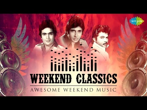 Weekend Classic Radio Show | Iconic Songs - 2 | Songs from 60s, 70s, 80s and 90s | HD Songs