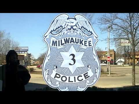 1st Amendment Audit, 3rd District Police Headquarters Building with NNW