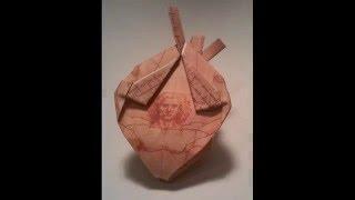 Hannibal Lecter's Origami Heart