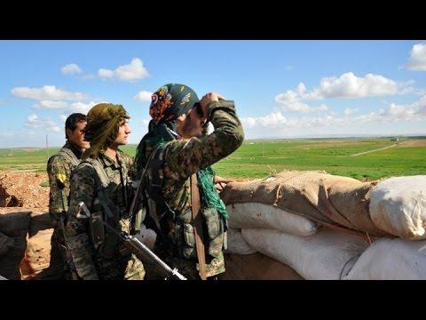 مقتل وإصابة مقاتلين أكراد في سوريا والعراق جراء ضربة لسلاح الجو التركي  - 19:22-2017 / 4 / 25