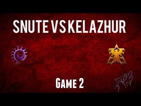 [SC2 LOTV] Snute vs Kelazhur game 2 - Central protocol - DH Leipzig