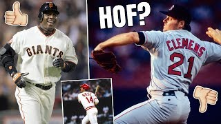 The Best MLB Players NOT in the Hall of Fame (2018-2019)