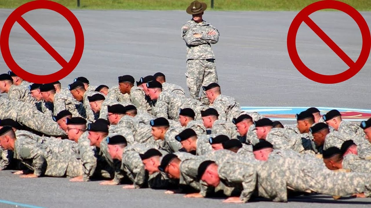 How To NOT Get Smoked At Army Basic Training