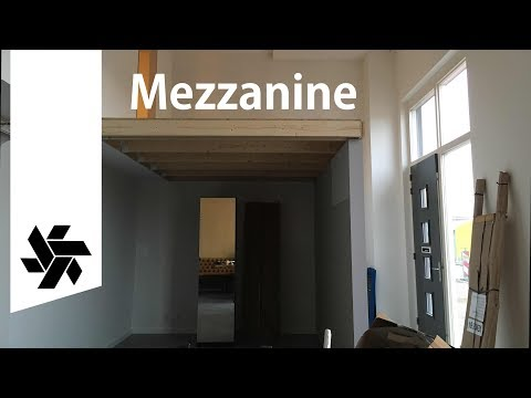 DIY Mezzanine Construction