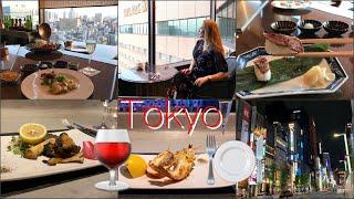 Гастрономический тур в ТОКИО* Где поесть  Мраморное мясо, Морепродукты🍤 Рестораны ТЕППАН ЯКИ 🥢