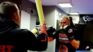 Treningi Fight Academy przed KKM w Lelisie