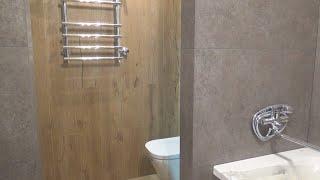 Ремонт ванной КРИВОЙ ПЛИТКОЙ!!! Обзор работы и важные мелочи! ремонт квартир во Владимире!