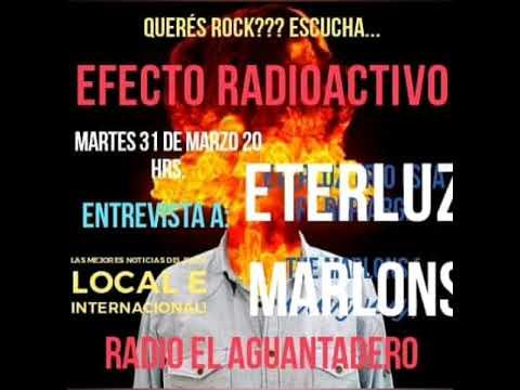 ENTREVISTA DESDE URUGUAY... EL AGUANTADERO RADIO...2020...