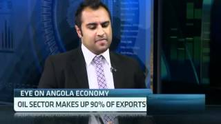 Eye on Angolan Economy with Ronak Gopaldas