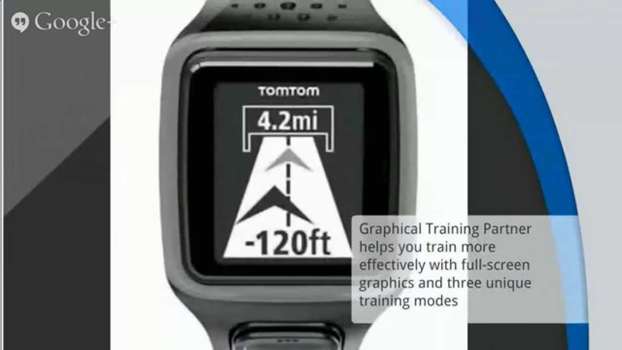 Tomtom Runner Gps Watch And Heart Rate Monitor Tomtom Runner Gps Watch Best Buy