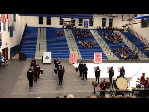 Alamance Movement in Percussion 2-17-2018