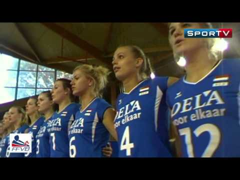 Volleyball Womens Anthem Netherlands Live Toulon TV Sports 2013