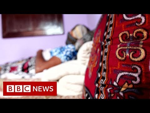 Kashmir unrest: 'They shot me and I fell to the ground' - BBC News