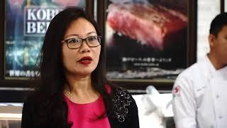 HTV news   Kobe beef