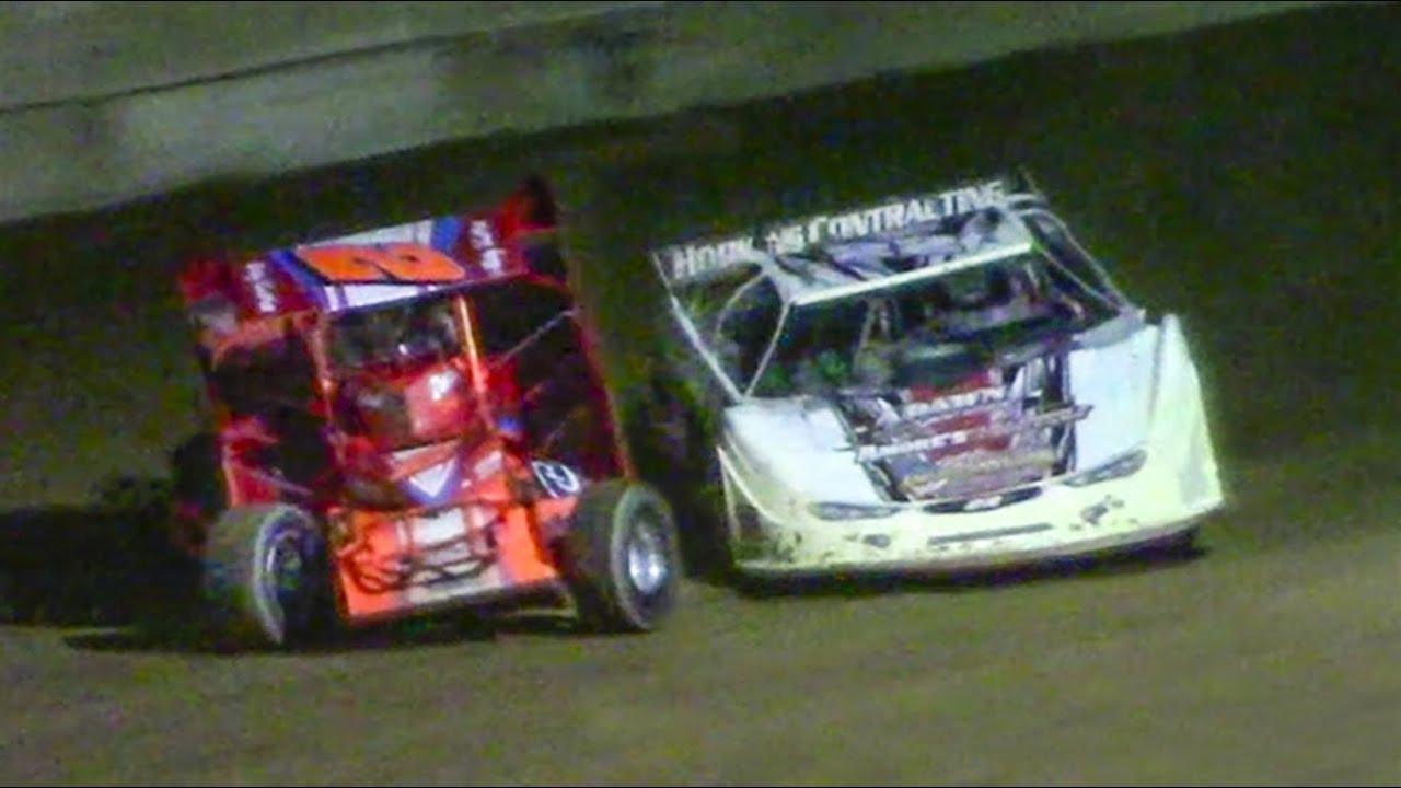 Late Model vs  Modified | Freedom Motorsports Park | 9-16-17