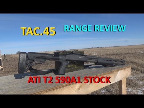 ATI T2 STOCK REVIEW MOSSBERG 590A1