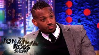Marlon Wayan On His Family's Sick Humour | The Jonathan Ross Show