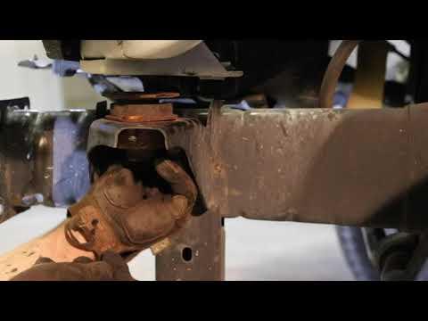 "How to Install Zone 1.5"" Body Lift Kit: Dodge Ram Trucks"