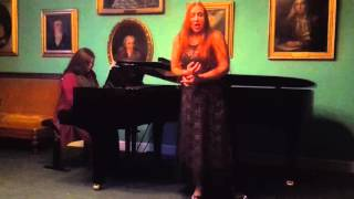 Play The Canary, Song For Voice & Piano, Op. 25/4