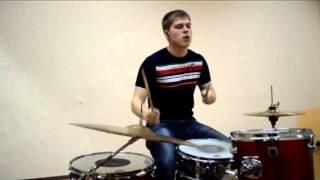 L'one-буду молодым(drum cover)