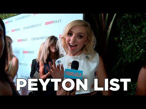 """""""Disney Star Peyton List Talks Last Season Of Jessie"""""""