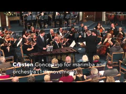Royal Sutton Coldfield Orchestra, Young Soloists Concert, 05.03.2016