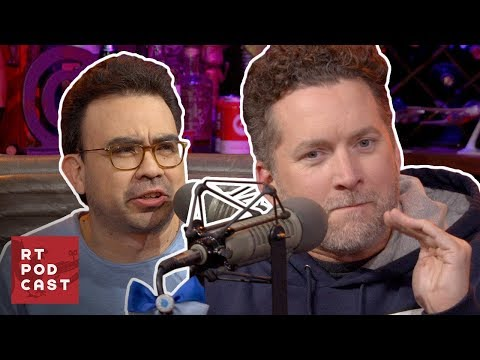RT Podcast: Ep. 514 - Burnie Reads Tiger Woods' Texts?