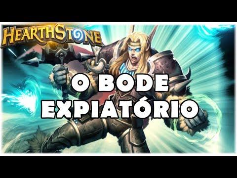 HEARTHSTONE - O BODE EXPIATÓRIO! (STANDARD EVEN WARLOCK)
