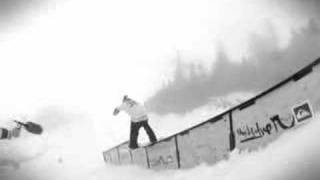 DC snowboard video