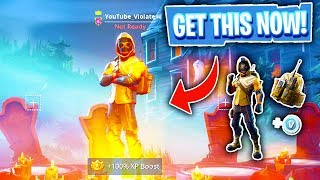 How To Get The SUMMIT STRIKER PACK In Fortnite Battle Royale NOW! (EASY)