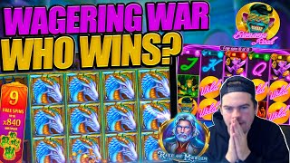 WAGERING WAR! Slots Stream Highlights From Scotty