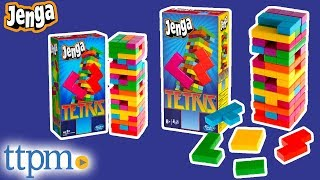 Jenga Tetris from Hasbro
