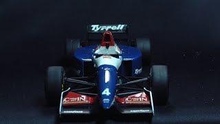 Tyrrell Yamaha 021
