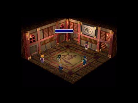 Final Fantasy VII walkthrough part 32 (ff7) Yuffie Wutai side quest (long game play)