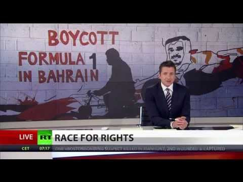 Bahrain CLASHES on F1: Police fire tear gas, ARREST protesters  ahead of FORMULA 1 RACE
