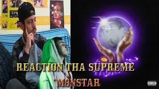 #ThaSupreme #M8nstar REACTION tha Supreme - M8nstar (Prod. tha Supreme)