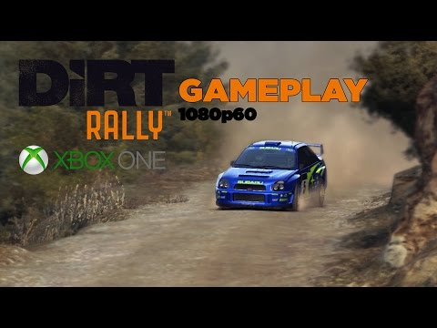 dirt rally xbox one gameplay youtube. Black Bedroom Furniture Sets. Home Design Ideas