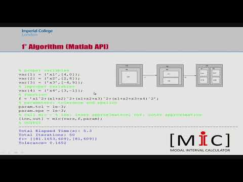 Session 10: Control Systems 3 - Extended Quantified Set Inversion Algorithm ...