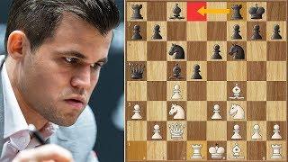 Is That... Leela? | Carlsen vs Caruana 2018. | Game 2