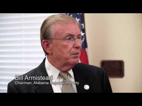 Be Our Guest: Bill Armistead, Chairman, Alabama Republican Party