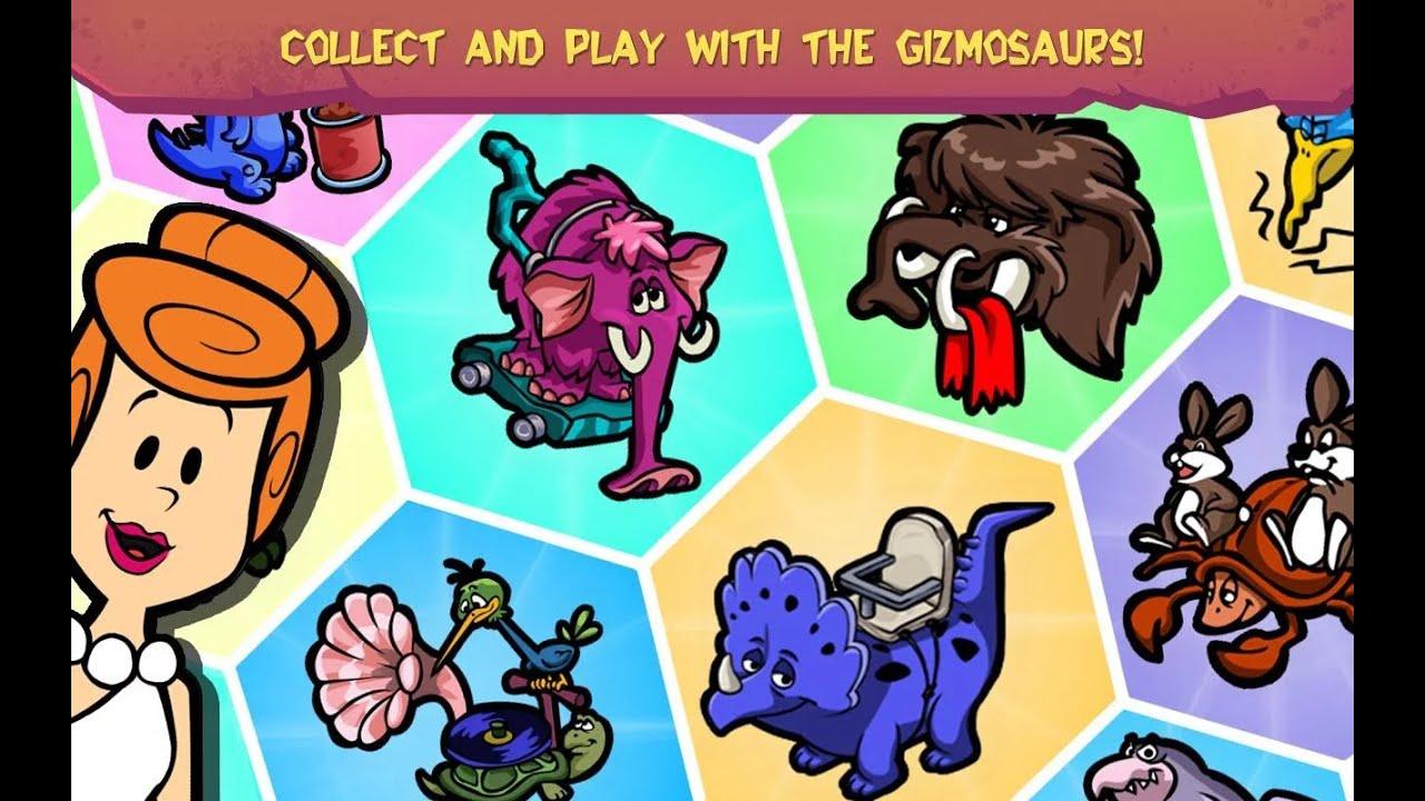 Flinstones Online Games