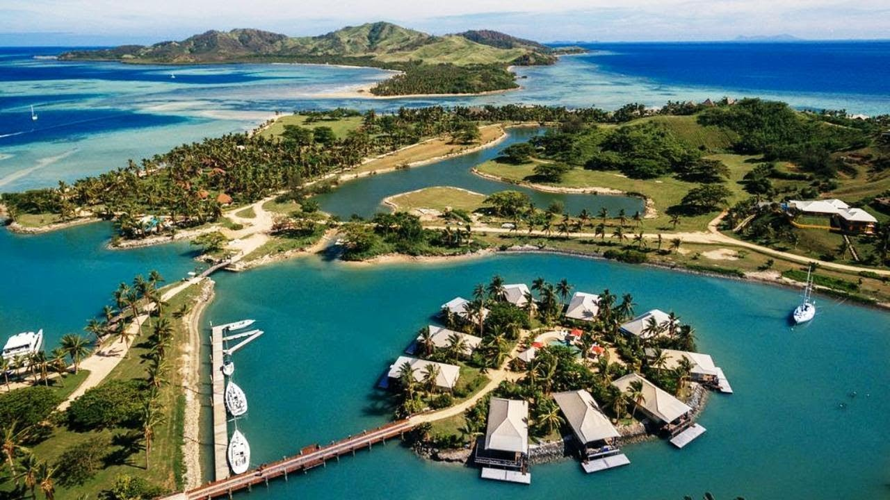 Top5 Recommended Hotels in Malolo Lailai Island, Fiji - YouTube