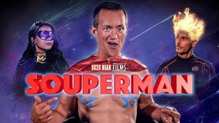 """Souperman"" NOT Superman A Superhero Comedy : Marvel Spoof Short Film"