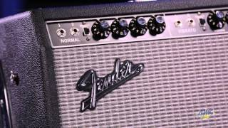 Fender 65 Twin Reverb Guitar Combo Amplifier - Fender 65 Twin Reverb